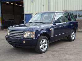 coche particular todoterreno 4 x 4 Land Rover Range Rover TD6 Full Options 2003