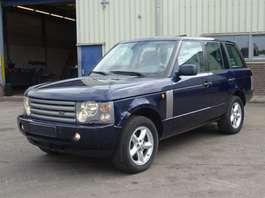 todo o terreno – automóvel de 4x4 passageiros Land Rover Range Rover TD6 Full Options 2003