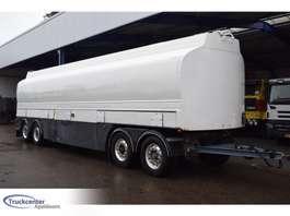 tank trailer Eurotank 38000 Liter, 5 compartments 2004