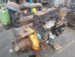 engine equipment part Ford 4 CILINDER