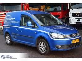 closed lcv Volkswagen Caddy 1.6 Tdi, 102000 km, Airco, Trekhaak, Licht-regen sensor 2013