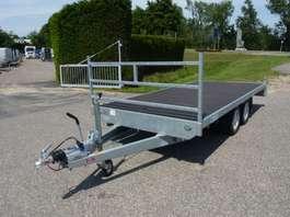 flatbed car trailer Henra plateauwagen 2018