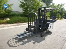 truck mounted forklift Moffet M1 2009