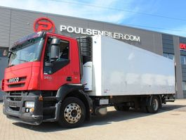 refrigerated truck Iveco 190S360 2010