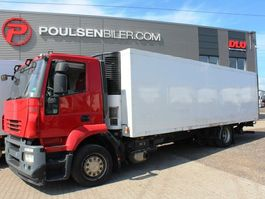 refrigerated truck Iveco 190S360 2007