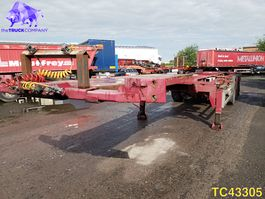 container chassis semi trailer Renders Container Transport 2008