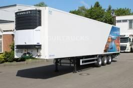 refrigerated semi trailer Lamberet Carrier Maxima 1300 Trennwand /LBW /2.300h 2010