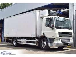refrigerated truck DAF CF 75 - 310, Carrier Supra 850, 2000 kg loadinglift 2012