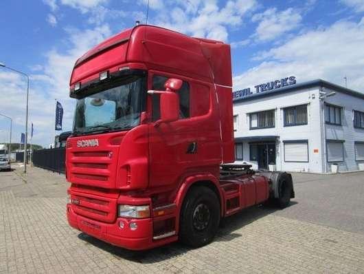 cabeza tractora Scania r-420 2005