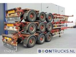 semirremolque de chasis contenedor HFR *STACK PRICE EUR 14500* 20-30-40-45ft *DISC BRAKES* 2005