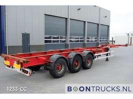 semirremolque de chasis contenedor HFR 20-40ft HC Containerchassis *4800 Kg * 2004