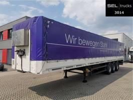 sliding curtain semi trailer Schmidt TrailerTech / Lenkachse / Coil / Asse Sterzante 2012