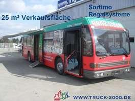 autocaravan DAF Mobiler Sortimo Verkaufsraum 25m² Messe 1998