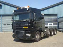 cab over engine DAF SPACECAB  FTM XF105-510 8X4 Euro 5   Liftas Stuuras 120 Tons Zwaar Trans... 2008