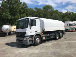 tank truck Mercedes Benz ACTROS 2544 - CITERNE A CARBURANT 2007