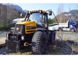 другое сельскохозяйственное навесное орудие JCB Fastrac 4x4 Traktor m/brøyteplate SE VIDEO 2004