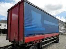 reboque de cortina deslizante Jumbo 2-assige aanhangwagen 2003