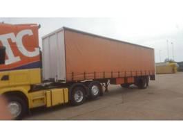 sliding curtain trailer Van Weel VW OPL 21000 B 2020