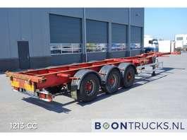 semirremolque de chasis contenedor HFR 20-40ft HC Containerchassis *4800 Kg* 2004