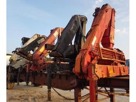 Crane arm truck part Hiab FASSI, PALFINGER, EFFER