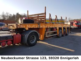 other semi trailers Kögel Innenlader, Zustand gut, Reifen 60 %