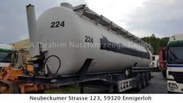 feed semi trailer Feldbinder KIP 60.3 ADR, Inertisierungsanlage, HU 04/2019