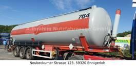 feed semi trailer Feldbinder KIP 57.3, ADR, Inertisierungsanlage