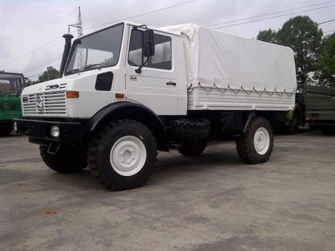 Mercedes Benz Unimog | Camion militaire - Trucksnl.com