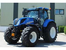 farm tractor New Holland T7.225 AC 2016