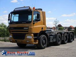 container truck Ginaf X4345 TS 2006