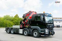 crane truck MAN FASSI 820 - 8x2 - VERFÜGBAR ab 31.10.20 !!! 2020