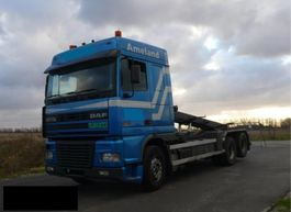 Container-LKW DAF AS48XS.430 XF 2002