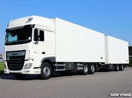 camion refrigerato DAF XF480 FAR SSC  EURO 6  6X2  50 CC FRIGO COMBI NEW!!!! 2019