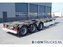 container chassis semi trailer Krone SD 20-30-40-45ft HC *EXTENDABLE REAR/HEAD* 2007