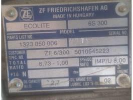 pieza de vcl caja de cambios de furgoneta Iveco Daily versnellingsbak 5S200 5S270 6S300 6S380 6S400 2830.5 2840.6 2020