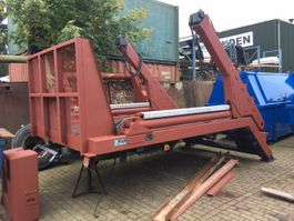 Container system truck part Hyva Hyva portaalarm systeem 14 t