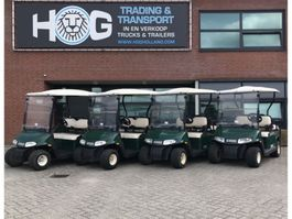 гольфкар RXV 2+2, 4 zitter EZGO FLEETSALE 10 PCS 2015