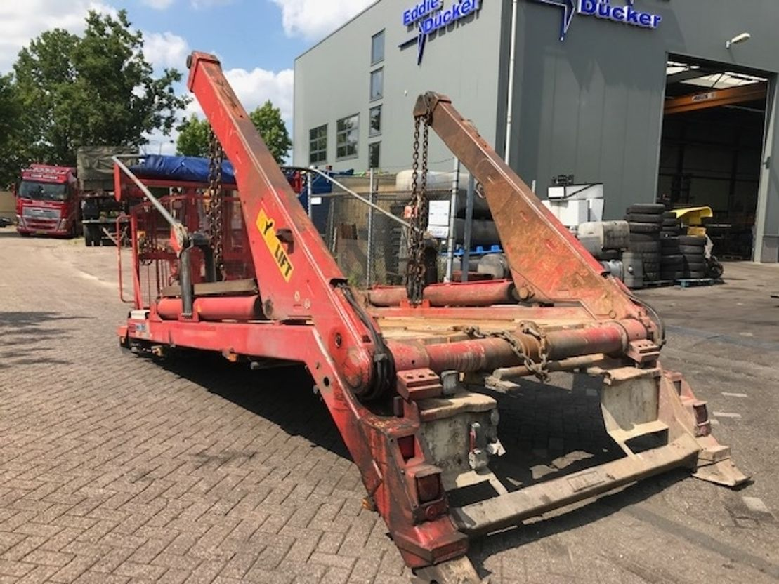 Container system truck part Diversen Diverse HYVALIFT NG 2018 TA 2007