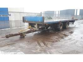 other farming trailers and semi trailers Vogelzang open middenas ahw. 1993