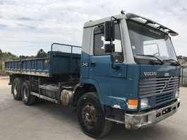 tipper truck Volvo FL12 340 6x4 **BENNE-TIPPER** 1996