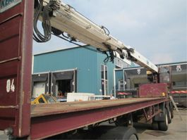 other semi trailers Pacton 3 AXLES WITH LONG CRANE 1994