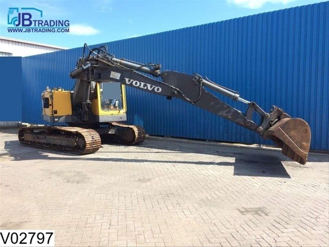 crawler excavator Volvo EC 200 107 KW, Airco, Bucket 2.35 1999
