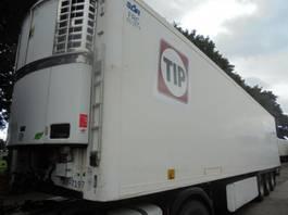 refrigerated semi trailer Sor SOR Thermoking 2008