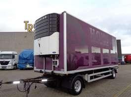 refrigerated trailer Fruehauf CARRIER 2004