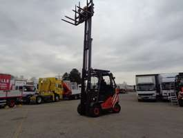 forklift Linde h45t-01 + 4 points + 4.5ton + LPG + 2 PIECES IN STOCK h45t 2011