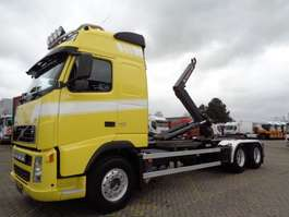 Container-LKW Volvo FH 400 + Euro 5 + 10 tyres + Hook system 2008