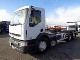 chassis cab truck Renault Premium 320 + Manual + Chassis 2003