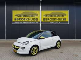 hatchback car Opel ADAM 1.4 Jam 2013