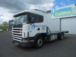 car transporter truck Scania 124 400 - retarder 1997