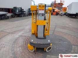 altri ponteggi JLG Toucan Junior 6B Vertical Mast Lift 600cm DEFECTIVE 2006